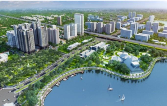 Tổ hợp dự án Việt Đức Complex ra mắt thị trường