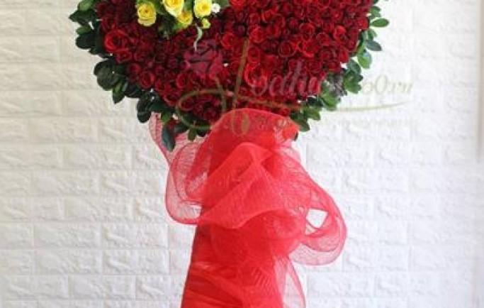 4 bí kiếp tặng hoa ý nghĩa 20-10