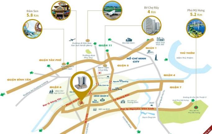 Bạn có hiểu dự án căn hộ KIngdom 101  Thành Thái quận 10 không?
