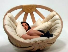 Bạn có ước được sở hữu thiết kế ghế ngồi mang tính sáng tạo cao và cực thu hút