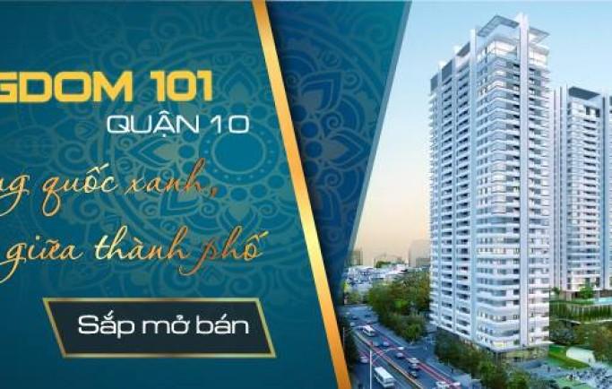 Bạn nên biết về căn hộ Kingdom 101 Thành Thái