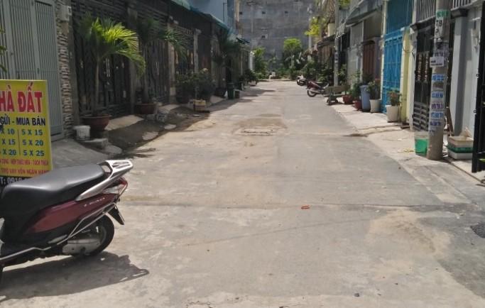 Bán nhà riêng tại Đường Tô Ngọc Vân - Quận 12 - Hồ Chí Minh Giá: 1.38 tỷ