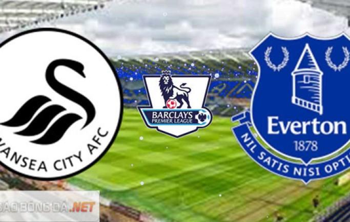 Báo 8live đưa tin Nhận định Swansea City vs Everton, 21h00 ngày 14/4: Thiên nga cất cánh
