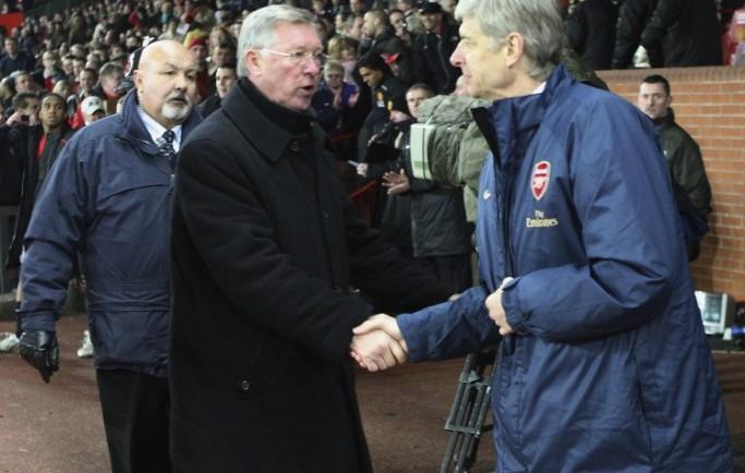 Báo 8live đưa tin Sir Alex nói gì khi HLV Wenger quyết định rời Arsenal?