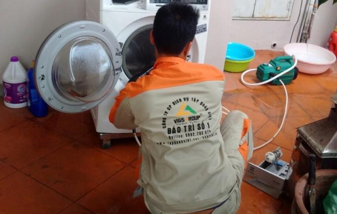 Bật mí bạn các cách sửa máy giặt Electrolux tại nhà uy tín nhanh