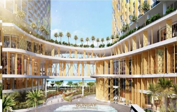 Bất ngờ mô hình Căn hộ ApartHotel trước tiên ở Phan Rang Ninh Thuận