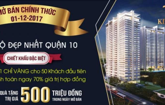 Căn Hộ KingDom 101 Thành Thái  ở quận 10