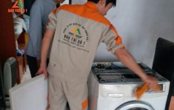 Chia sẻ dịch vụ sửa máy giặt toshiba tại nhà cam kết khắc phục lỗi nhanh