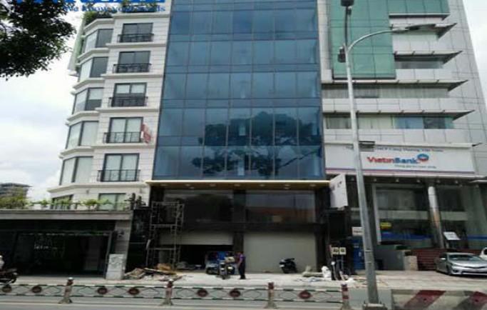 Cho thuê văn phòng quận phú nhuận tại tòa nhà GIC Building, 110m2, lầu 4