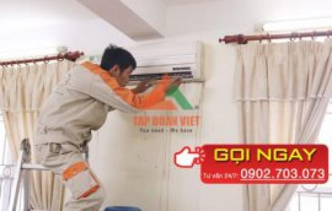Chuyên gia sửa chữa điều hòa tại nhà - sửa đúng lỗi - chi phí rẻ