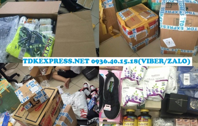 Chuyển táo khô thực phẩm nội địa từ trung quốc về Việt Nam TDK Express