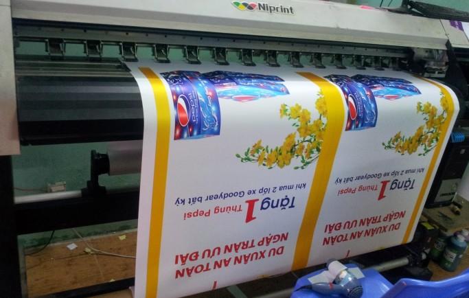 Công ty Song Phát phân phối dịch vụ in khổ lớn ở Hồ Chí Minh