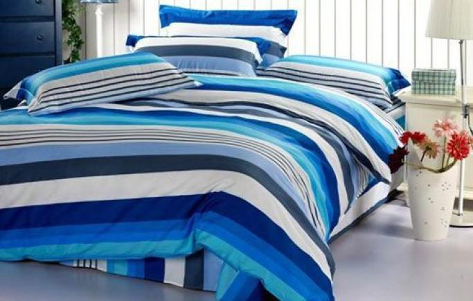 Cùng tham khảo những đồ phụ kiện giường ngủ theo phong cách Địa Trung Hải đơn giản mà trang nhã