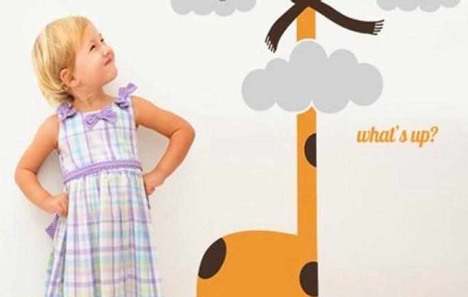 Dành trọn tình yêu bằng việc tạo ra thế giới sắc màu dành tặng các con