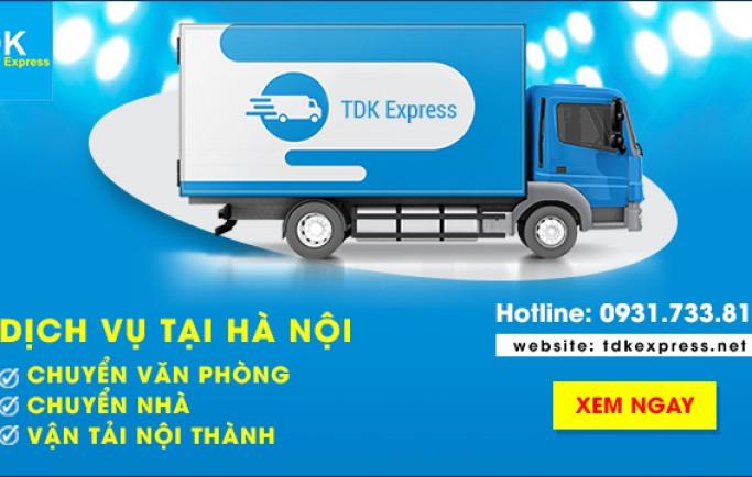 Dịch vụ chuyển văn phòng trọn gói tại Hà Nội