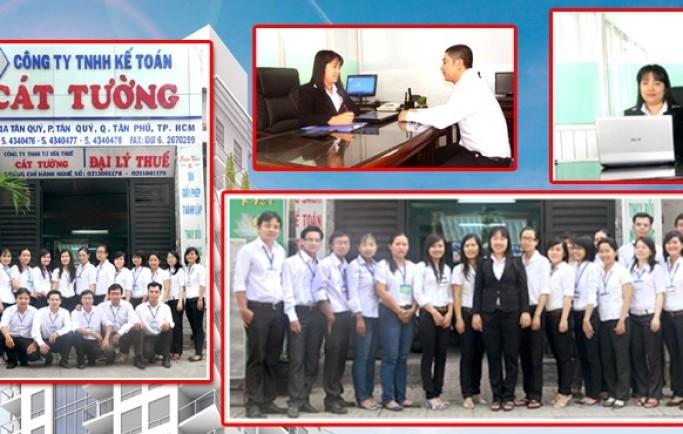 Dịch vụ kế toán uy tín chất lượng khu vực HCM