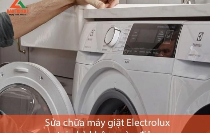 Dịch vụ sửa máy giặt tại nhà cam kết lỗi hết dứt điểm nhanh chóng nhé