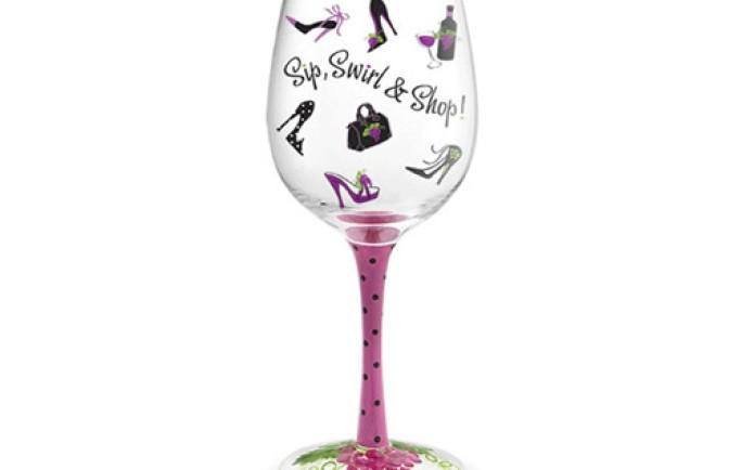 Định giá trị nhà bạn bởi những chiếc ly rượu vang được vẽ tay tuyệt đẹp (P1)