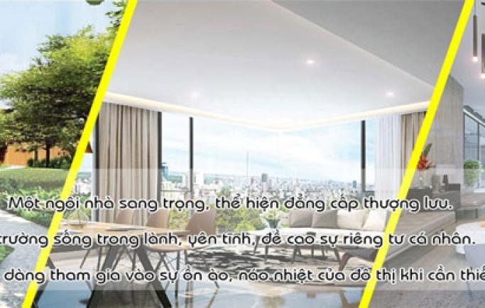 Dự án căn hộ cao cấp Kingdom 101 – Yêu cầu sống mới của người thành đạt