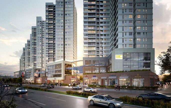 Dự án căn hộ stown Tham Lương có gì đặc biệt?