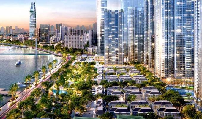 Gem Riverside quận 2 một Châu Âu thu nhỏ giữa lòng Sài Gòn