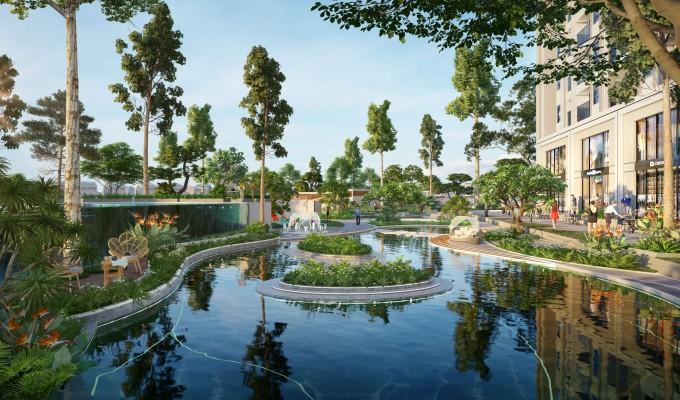 Giá bán căn hộ dự án ngoài thành phố Thành Phố Hà Nội cao hơn nữa nội thành của thành phố