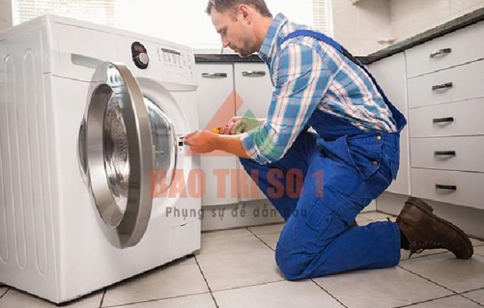 Hỗ trợ sửa chữa máy giặt tại nhà quận Cầu Giấy đảm bảo uy tín