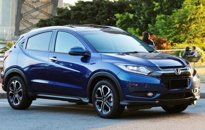 Honda HR-V khai trương vào chiều mai – có gì đặc biệt