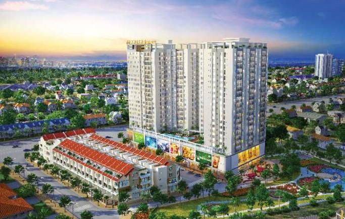 Hưng Thịnh công bố đầu tư khu trung cư Lavida Plus Q.7
