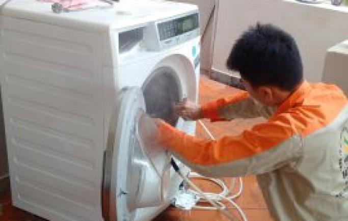 Hướng dẫn bạn cách sửa chữa máy giặt không cấp nước an toàn