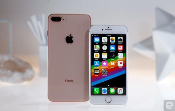 iPhone 8 Plus là sản phẩm bán chạy nhất trong quý 2 - 3/2018 của Apple