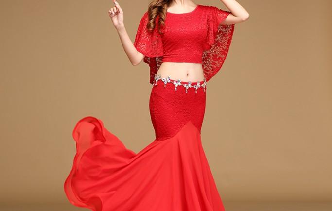 Lựa chọn trang phục học múa bụng sao cho đẹp?