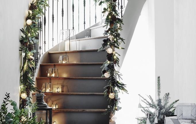 Mách bạn với 5 mẹo trang trí cho lễ giáng sinh mà có phong cách Scandinavian