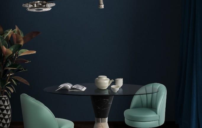 Mẹo nâng cao trang trí phòng ăn với ánh sáng đương đại đầy thu hút