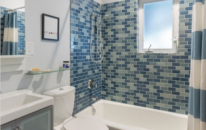 Một vài ý tưởng màu sắc cho trang trí phòng tắm cho ngôi nhà