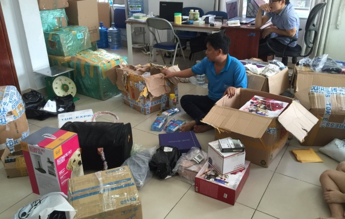 Mua hoa đỗ quyên ngủ đông từ Trung Quốc về Việt Nam TDK Express