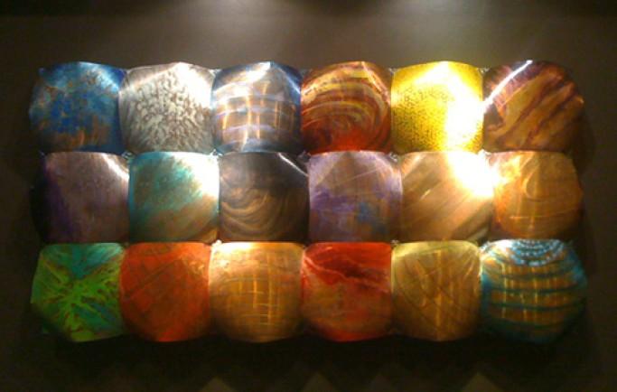 Nâng tầm giá trị nhà bạn bằng những bức tường nghệ thuật tô màu rực rỡ