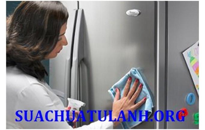 Nạp Gas Tủ Lạnh Daewoo