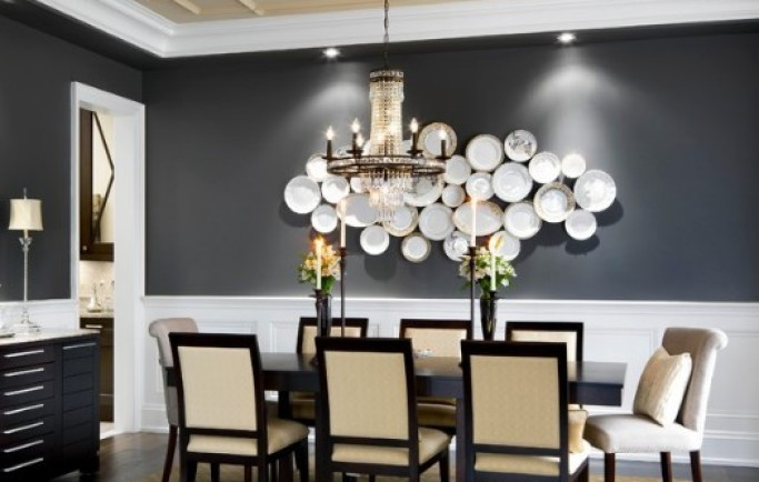 Ngạc nhiên với ý tưởng tuyệt vời để trang trí phòng ăn vô cùng đặc biệt