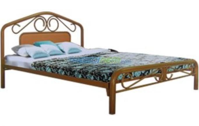 Những chiếc giường sắt đẹp màu vàng, những chiếc giường sắt 2 tầng giá rẻ