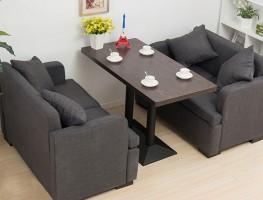 Những đặc trưng của ghế sofa cafe tại nội thất Đăng Khoa