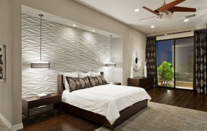 Những gợi ý trang trí phòng ngủ khác lạ và sáng tạo không thể bỏ qua