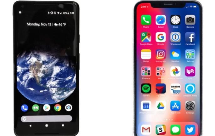 Những lý do khiến Google Pixel 2 vượt mặt iPhone X