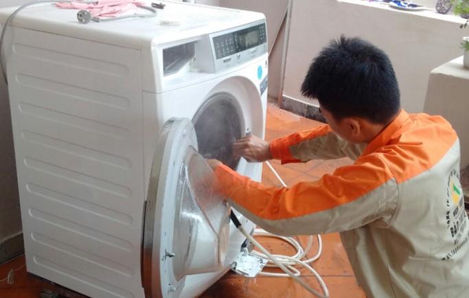 Phương pháp để sửa máy giặt bị lỗi tại nhà nhanh chóng uy tín