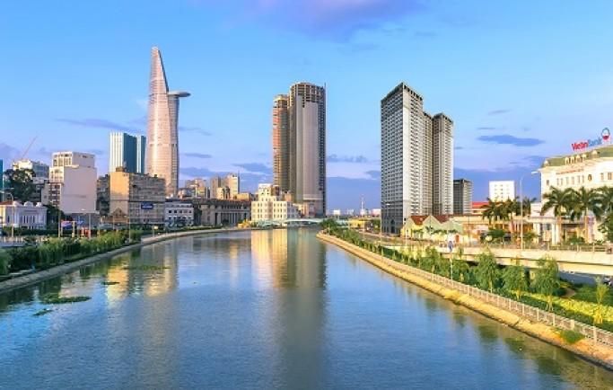 Quận 2 là vị trí váng thu hút nhà đầu tư.