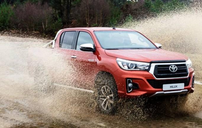 Review xe Toyota Hilux 2018 bản 2.8G Mlm hoàn chỉnh mới