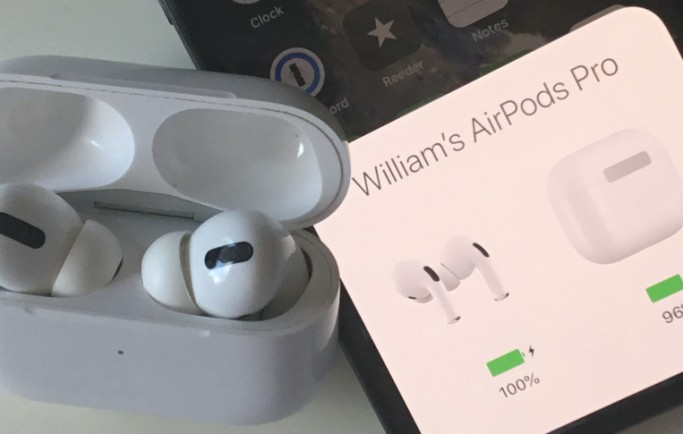 Sạc pin AirPods