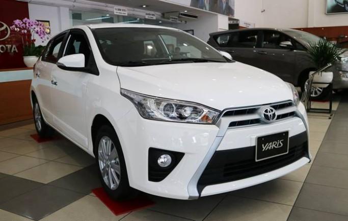 So sánh xe Toyota Yaris 2018 và Mazda 2 2018