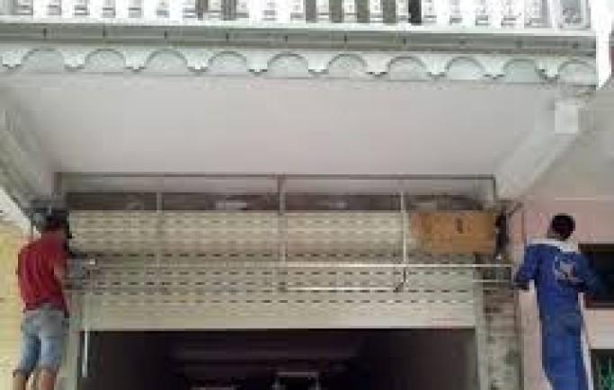 Sửa cửa cuốn tại khu vực Hoàng Mai