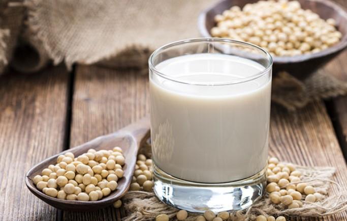 Sữa đậu nành nguyên liệu làm trắng da không nên bỏ lỡ